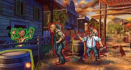 西部风枪战游戏《疯狂的子弹》今夏登陆双平台