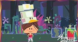 糖果巧克力冒险《花园少女克莱尔》视频评测