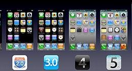 7年时光荏苒 回顾苹果历代 iOS 进化史
