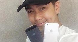 林志颖曝光iPhone6为真机苹果员工确认
