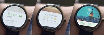 重磅产品?摩托MOTO 360 智能手表