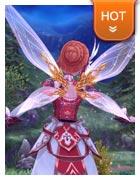 背饰·琉璃小妖精翅膀