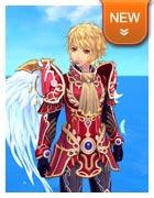 手染服饰·古典骑士