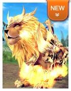 红莲·金铠狮王