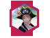 海贼船长帽礼盒、海贼套装服饰礼盒