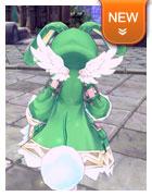 背饰·雪白小天使之羽