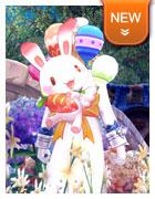 背饰·欢乐月兔汽球