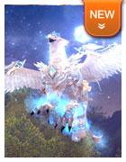 神圣·光铠狮鹫兽