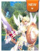 武器·雅典娜天使圣洁枪盾