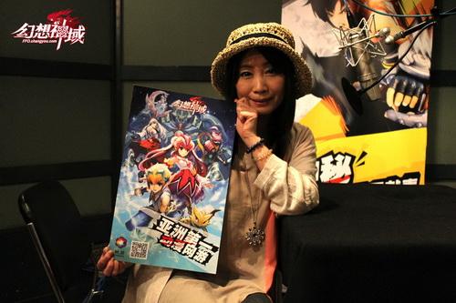 《幻想神域》日本声优天团 漩涡鸣人主役 竹内顺子