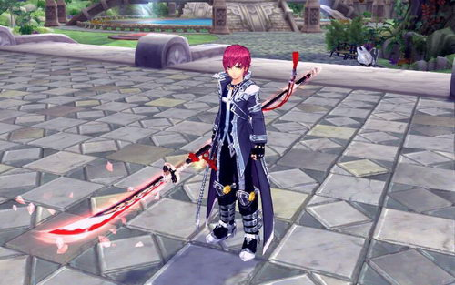武器·绯夜煌月�S刀