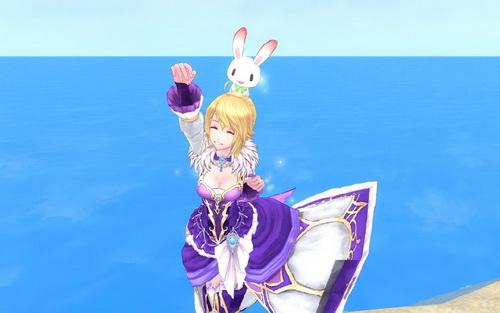亚米兔赛高!