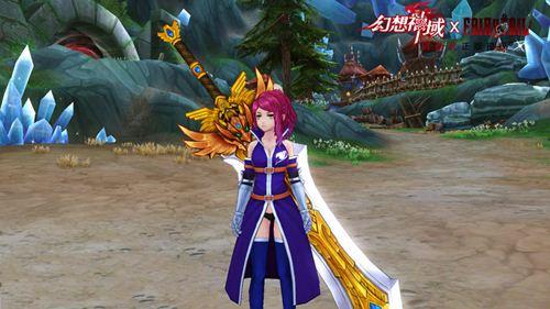 晓雪将带领米娜桑抢先体验新职业圣剑
