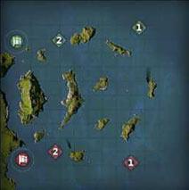 丹麦海峡_标准模式