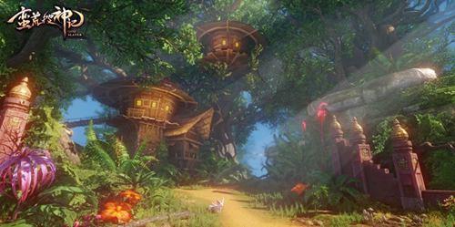 游戏内实景截图