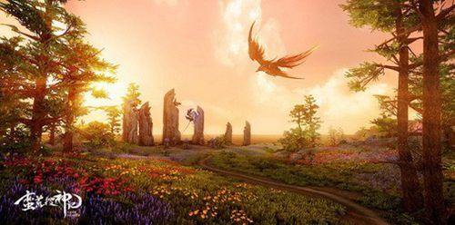 奇幻瑰丽的神话世界