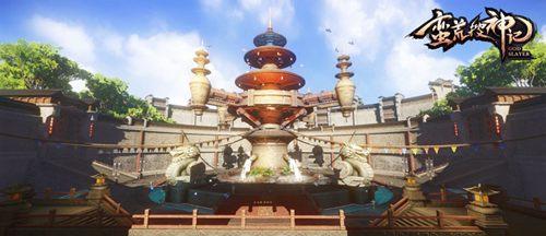 让原著粉丝印象深刻的木族主城 雷泽城