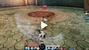 殇刀VS隐侠实战视频
