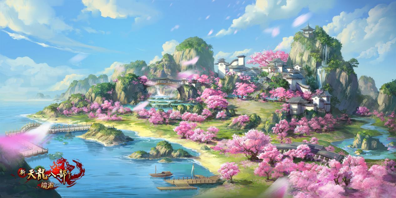图4:桃花岛母岛
