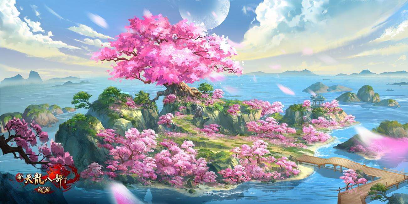 图5:桃花岛子岛