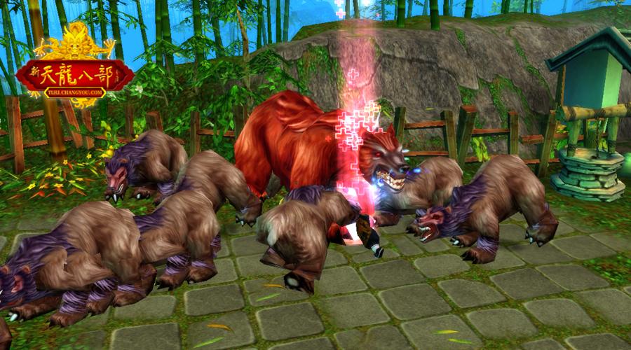 图5:熟悉的红熊王