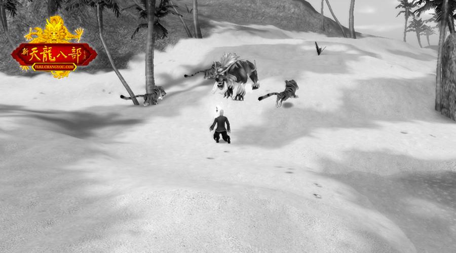 图7:玄武岛第一恶霸