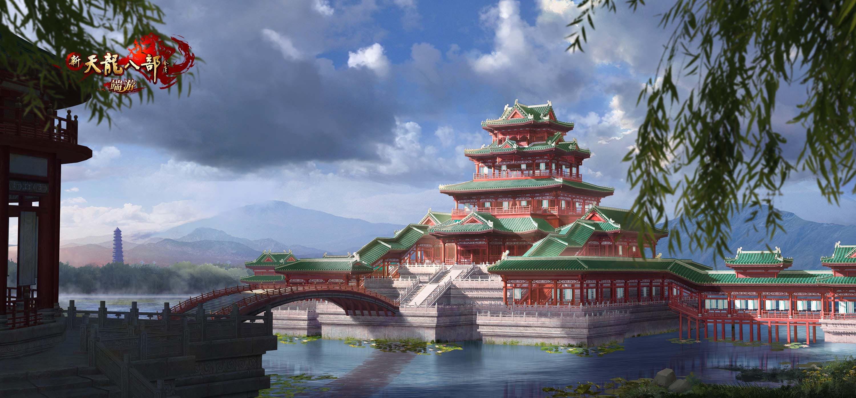 图3:汴京主城场景音乐-紫云