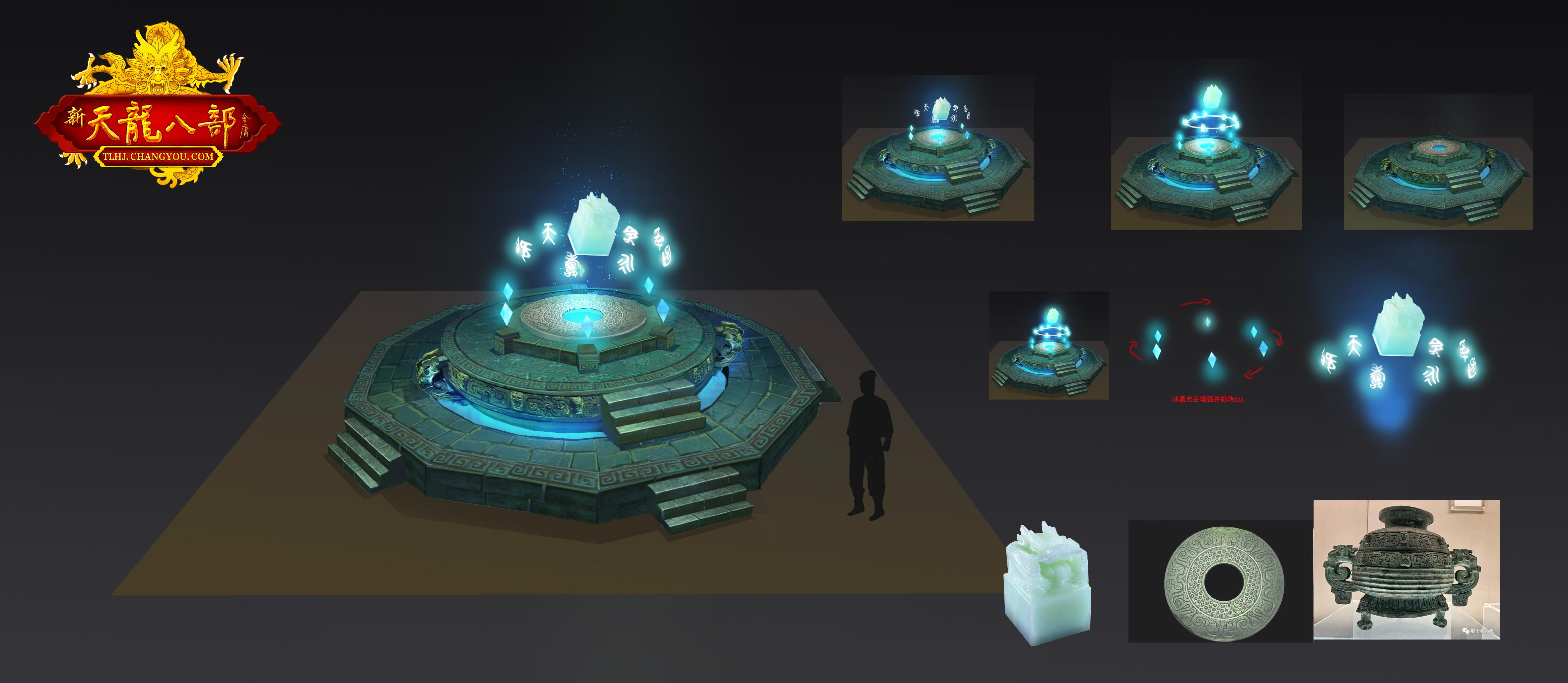 图2:祭坛