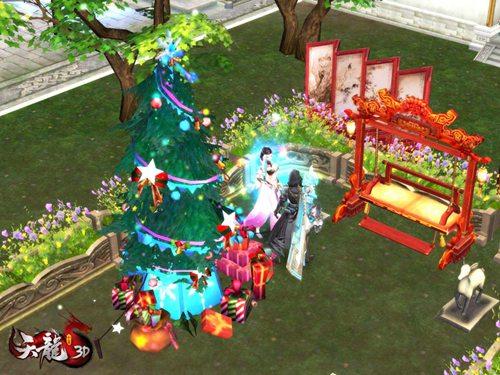 圣诞主题家园装饰抢鲜看