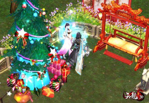 全新圣诞主题家园装饰