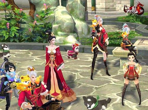 同款电影时装游戏内造型,角色着装后的气质也与电影角色比较贴合