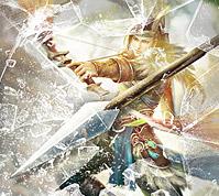 《刀剑英雄》专题H5
