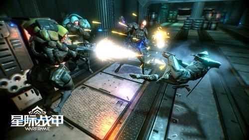 《星际战甲》游戏中强大的AI系统将是玩家最大的挑战