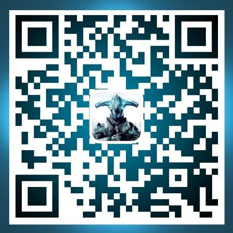 立刻扫码关注《星际战甲》官方微博,获取最新资讯