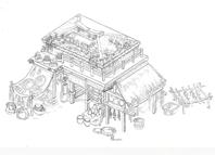 药草店设计图