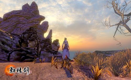《轩辕剑6》本篇中场景与男主凤天凌