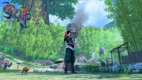 《轩辕剑外传穹之扉》主机版调整中画面展示