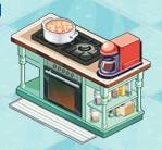 家具:快乐厨台