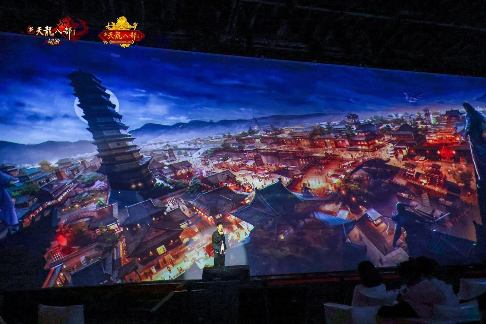 图3:主策划讲述汴京创作理念